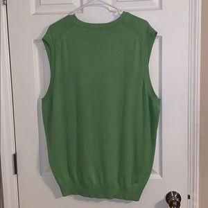 Bobby Jones Sweaters - 🍀Bobby Jones Pima Cotton Sweater Vest, NWT